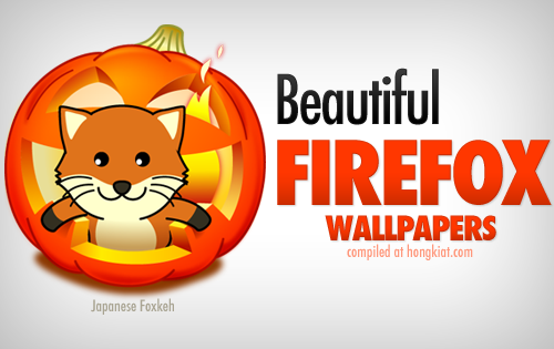 Wallpapers Firefox