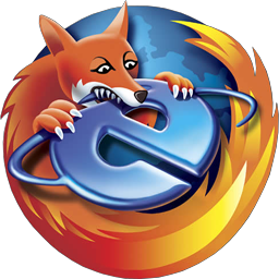 Firefox X Internet Explorer