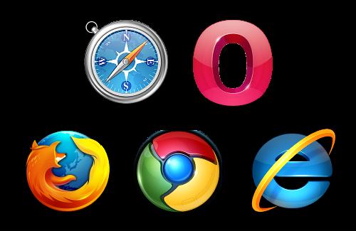 Navegadores alternativos ao Internet Explorer