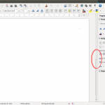 Barra Lateral do Libreoffice no Ubuntu - Imagem 2