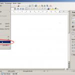 Barra Lateral do Libreoffice no Windows - Imagem 1