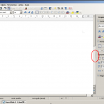 Barra Lateral do Libreoffice no Windows - Imagem 2
