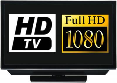 Full HD, HD TV