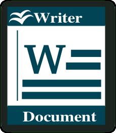 LibreOffice Writer - Microsoft Office Word