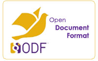 odf - open document format