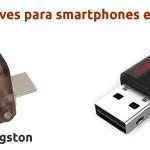Pendrives para smartphones e tablets