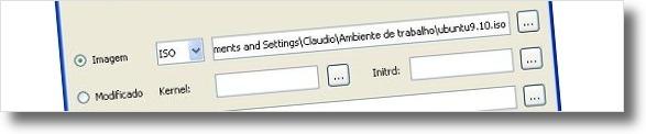 Unetbootin - Cria pendrive de instalação do Ubuntu
