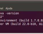 Versão Java Oracle no Ubuntu