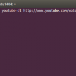 youtube-dl no ubuntu