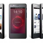 Smartphone com Ubuntu Phone