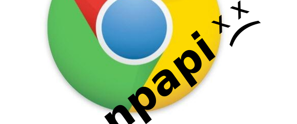 Plug-in Java NPAPI desativado Google Chrome