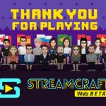 Fim da StreamCraft