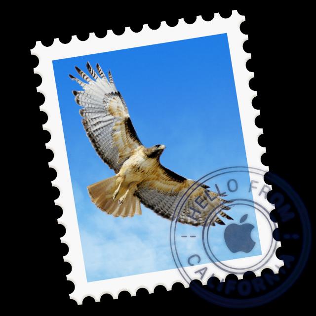 Remetente confiável Apple Mail