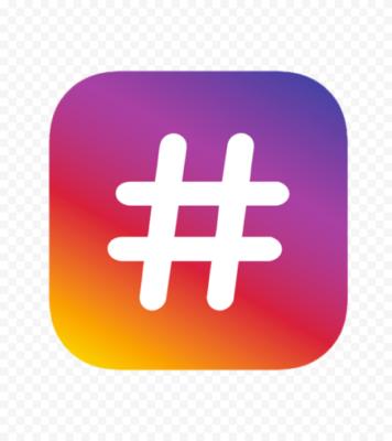 Hashtag nos stories do Instagram